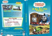 Thomas & Friends - A Big Day for Thomas (DVD)