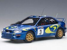 Autoart Subaru Impreza WRC 1997 #3 Rally of Safari 1:18 89792 Blue