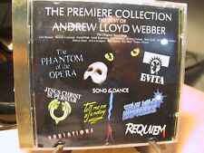 (Denon) 837 282-2 24K Gold CD Andrew Lloyd Webber Premiere Collection Japan Mint