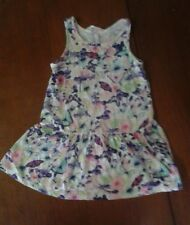 Robe H&M papillons 2/4 ans tbe