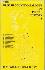 The British County Handbook, Willcocks & Jay Vol. 5 Incl. Wales