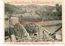 T621 Belgio Fort appunto-Emael squarcio ponte sul Canale Albert maggio 1940 Combat