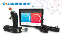 SAUERMANN MANIFOLD DIGITALE WIRELESS SI-RM3