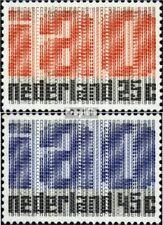 Nederland 912-913 postfris 1969 50 Years IAO