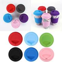 Leakproof Insulated Thermal Travel Coffee Mug Cup Flask Removeable Lid Fast