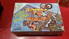 Revell Lucky Pierre Vintage Model kit 1971