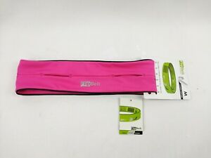 FlipBelt Classic Edition Running Belt-Size Medium or 6-8 Hot Pink J1