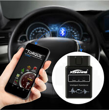 Car Fault Bluetooth OBD2 Diagnostic Scanner KONNWEI KW912 ELM327 Detector Tool