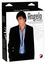 POUPEE GONFLABLE ANGELO LOVERBOY SEXY PLAISIR INTIME COQUIN FANTAISIE EROTIQUE