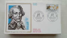 FDC Enveloppe Premier Jour - CEF - Bougainville - 20/02/1988 - Paris