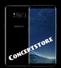 Samsung Galaxy S8 G950F Android Smartphone Simlockfrei black *NEU* OVP