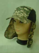 New Fishing Summer Hat Cap With Neck Flap Baseball Style For Sun Protection