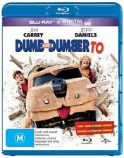 Dumb And Dumber To (Blu-ray, 2015)