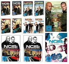 42 DVDs * NAVY CIS / NCIS LOS ANGELES SEASON / STAFFEL 1 - 7 IM SET # NEU OVP +