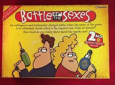Battle of the Sexes Board Game 2nd edition