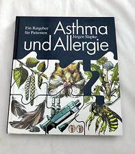 Asthma und Allergie von Jürgen Slapke - Patientenratgeber Medizin Gesundheit