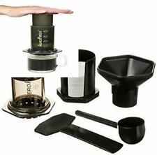 AeroPress Coffee and Espresso Maker - Quickly Makes Delicious Without.