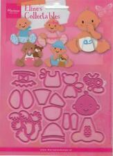 Marianne Design Stanz und Prägeschablone Collectable Eline`s Babys