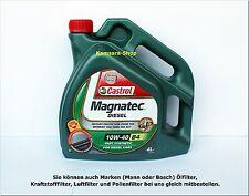 *aus Berlin Motoröl CASTROL MAGNATEC DIESEL 10W-40 4L 10W40