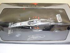 Signed David Coulthard Mclaren Boxed Minichamps  model