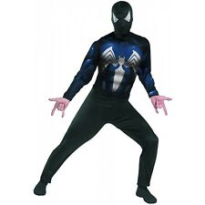Spider-Man Black-Suited Classic Adult Costume 42-46 NWT