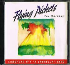 FLYING PICKETS - the warning - CD MINT CONDITION