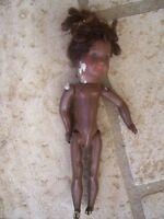 ancienne poupée noire