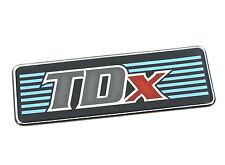 Original Ford TDX Emblem für Escort MK6 Turbo Diesel 16V XR3i 1.4 1.6i 92-95