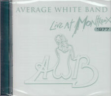 Average white Band Live at Montreux 1977 CD neuf emballage d'origine
