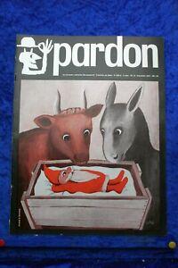 Pardon - La Tedesco Satirische Giornale Mensile Del 12/65