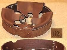 Coiffe intérieure cuir couleur brun casque Allemand M16 WWI taille 62