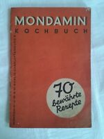 Mondamin Kochbuch, 70 bewährte Rezepte, sehr alt