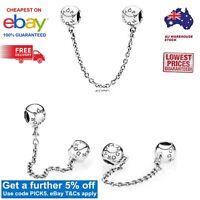 Signature Edition Pandora Logo Safety Chain 【AU Stock】Item# 791877
