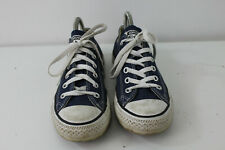 CONVERSE All Star Navy Low Top Trainers size Uk 5.5