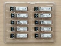 10pcs Dell RN84N 0RN84N FTLX1471D3BCL-FC 10Gb LR 1310NM 10KM SFP+ Transceiver