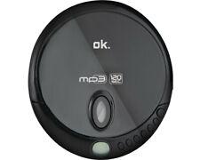 OK. OPC 310-B, Tragbarer CD Player, Schwarz