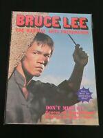 Bruce Lee Hong Kong Magazine BM 13 The Martial Arts Phenomenon