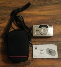 Minolta Orion Freedom Zoom AF Date 35mm with Case and Owner's Manual New Battery