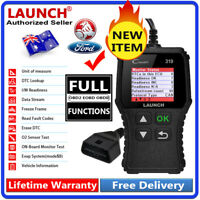 LAUNCH CR319 OBD2 Car Auto Diagnostic Scan Tool Fault Code Reader For HOLDEN AU