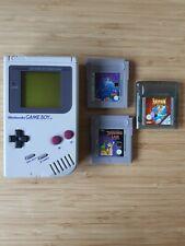 Nintendo Game Boy + 3 Spiele ***sehr guter Zusatnd***