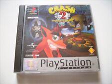 Crash Bandicoot 2: Cortex Strikes Back Platinum ps1 PlayStation 1