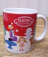 Rudolph Red Nosed Reindeer Land Misfit Toys Cofee Mug Cup Bay Island Santa