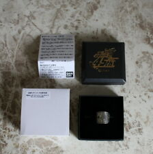 Masked Kamen Rider 45th Anniversary Japan Official Sterling Ring Decade