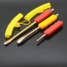 5x Motorcycle Lever Spoon Wheel Tire Change Replace Iron Rim Protector Tool Kit