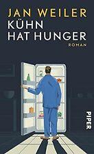Kühn hat Hunger: Roman von Weiler, Jan | Buch | Zustand sehr gut
