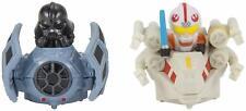 Hot Wheels Star Wars Darth Vader Tie Advanced Vs. Luke Skywalker X-wing Fighter