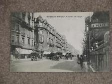 Buenos Aires-Avenue de Mayo, unused Vintage Card