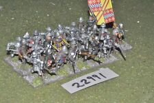 25mm Medievale/inglese-Men at arms 25 cifre-INF (22991)