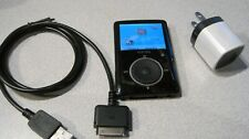 SanDisk Sansa Fuze (4GB) Digital Media MP3 Player Black.