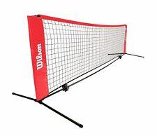 Wilson starter ez 6.1m mini tennis net